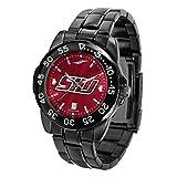 Southern Illinois Salukis fantomsport Anochromeメンズ腕時計