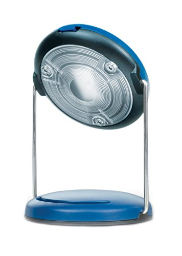 Lampe de camping NIWA Uno 50 Uno 50/01 LED 50 lm solaire 200 g bleu, noir 1 pc(s)