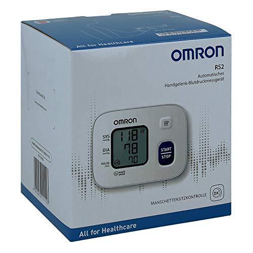 HERMES Arzneimittel Omron RS2 Handg BMG H6161D, 1 ml
