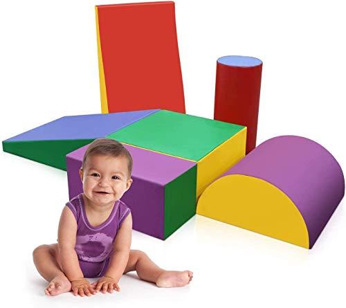 Climb & Play 6 Piece Set Indoor ...