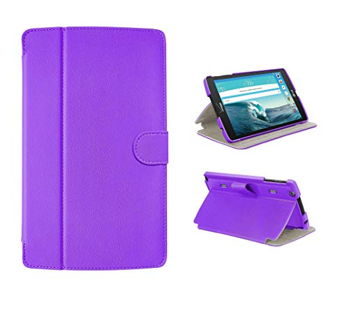 Verizon Folio Case for LG G Pad X8.3 - Purple