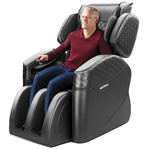 OOTORI Black Friday 2020 New Massage Chair, Zero Gravity & Shiatsu Function...