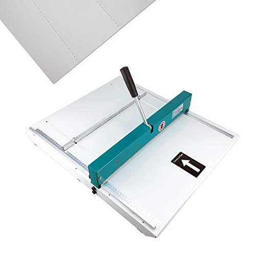 EnweLampi 480Mm Nutmaschine Creasing Maschine Falzmaschine, Bürobedarf Und Schreibwaren, A5 A4 A3, Bis Zu 30 G-450G Für Papier Karte Buch