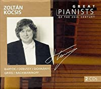 Zoltan Kocsis: Great Pianists of the 20th Century, Vol. 59 by Zoltan Kocsis (1999-02-09)