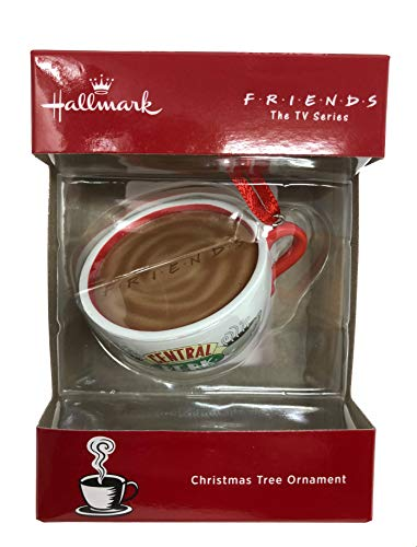 Ornament 2018 Hallmark Friends Central Perk Coffee Cup Christmas Tree