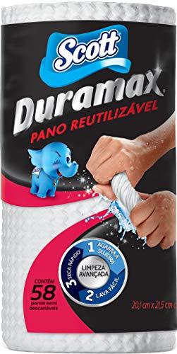 Scott Pano Duramax, Rolo Multiuso, 58 unidades