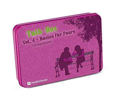 Talk-Box 4 - Basics für Paare. 120 Impulskarten