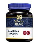 Manuka Health 100% Puro Miele Della Nuova Zelanda Premium Con Metilgliossale 1000 G (Confezione Da 1)