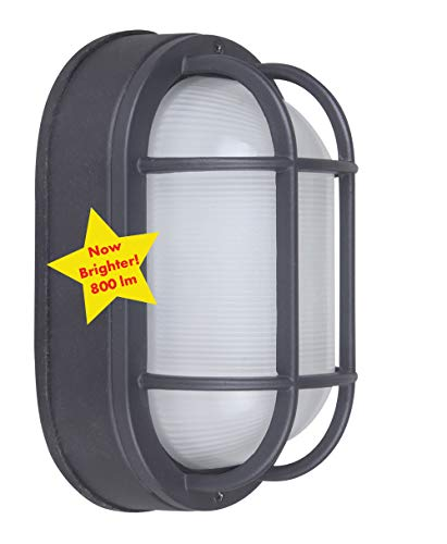 "CORAMDEO Outdoor 8.5"" Oval LED B..."