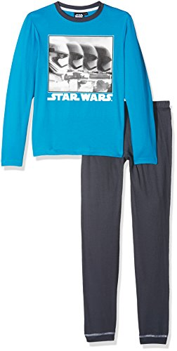 Star Wars HQ2016 Pijama de una Pieza,...