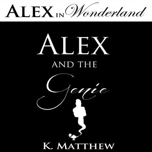 Alex and the Genie cover art