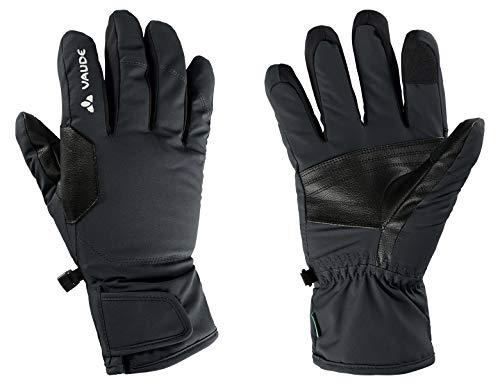 VAUDE Unisex Roga Gloves Iii Handschuhe, phantom black, 7