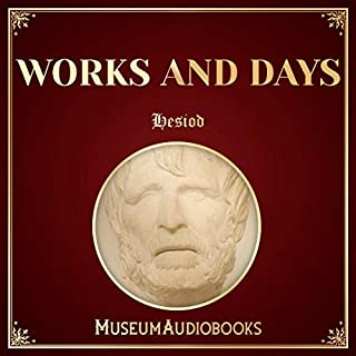 Works and Days audiobook cover art