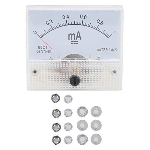 Gut sichtbare 0~1MA DC-Strommessgerät Schalttafel-Messgerät Elektrische Ausrüstung im Stromübertragungsgerät zur Strommessung