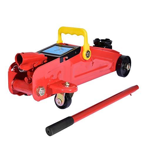Heavy Duty Hydraulic Jack, 2 Ton (4,000 lb) Capacity Trolley Jacks for Car...