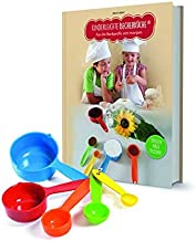 Kinderleichte Becherküche Band 1- 5 Messbecher und ein Rezeptbuch mit 15 Rezepten, Für die Backprofis von morgen, Bekannt ...