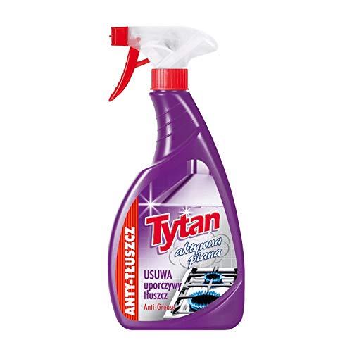 Tytan Anti-Fett Küchenreiniger Sprühflasche Spray 500g