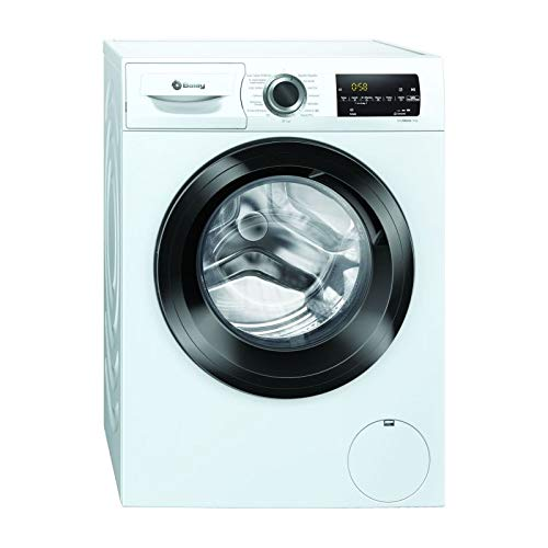Balay 3TS992B lavadora Independiente Carga frontal Blanco 9 kg 1200 RPM A+++