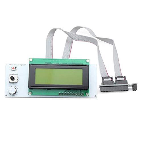 KEKEYANG Impresora 3D V1.4 RAMPSLCD2004 Controlador de Matriz gráfica módulo de visualización Placa controladora