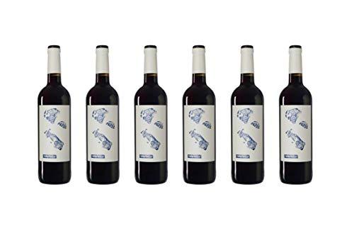 Altavins Viticultors   Vino Tinto Almodí Petit 2019   D.O. Terra Alta  Pack de 6 botellas de 75cl.