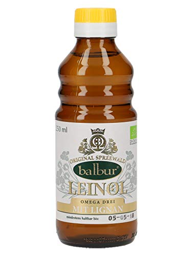 Bio Leinöl aus dem Spreewald 250ml (mit Lignane) - DE-ÖKO-034