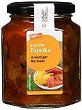 tegut... Gegrillt Paprika in würziger Marinade, 1 x 270 g