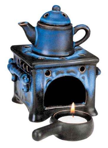"Aromalampe\""Kachelofen\"", Duftlampe, 13 cm hoch"