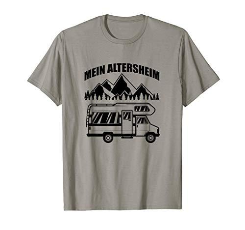 Lustiges Mitarbeiter Abschied Geschenk Mein Altersheim T-Shirt