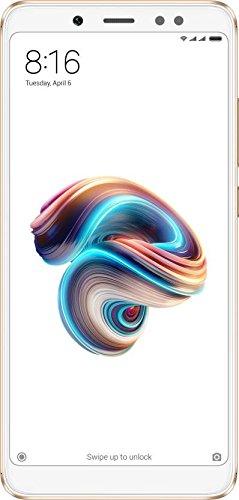 Redmi Note 5 Pro (Gold, 6GB RAM, 64GB Storage)