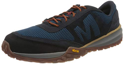 Merrell Havoc Vent, Zapatos de Deporte Hombre, Azul (Sailor), 43 EU