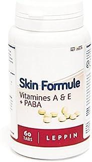 Leppin–Skin fórmula 60Pastillas–Fórmula sol/piel–complémens alimentaires naturales