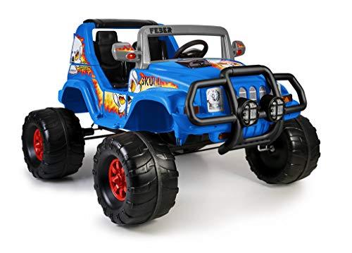 Feber Monster Truck 12V Explorer Ride On
