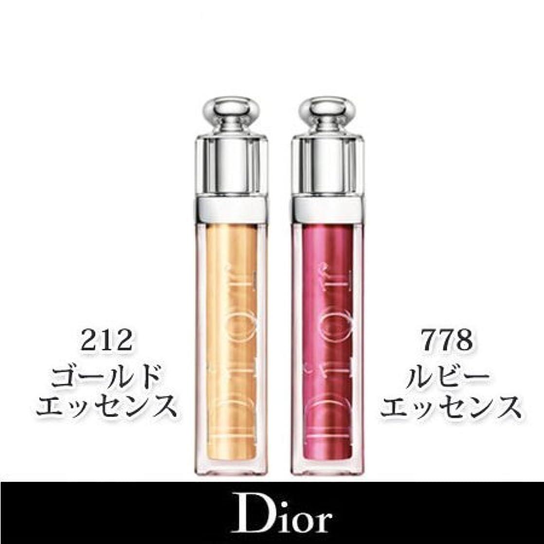 エキスパートスケートパラメータディオール アディクト グロス 限定2色 2017 クリスマス コフレ -Dior- 212:ゴールド エッセンス