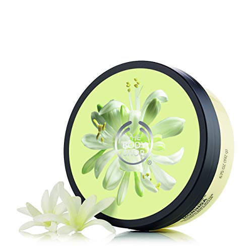 The Body Shop Moringa Body Butter unisex, Moringa Körperbutter 200 ml, 1er Pack (1 x)