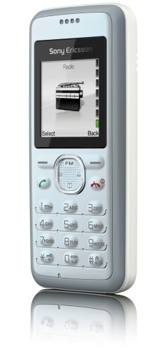 Sony Ericsson J132 Heaven Blue Handy