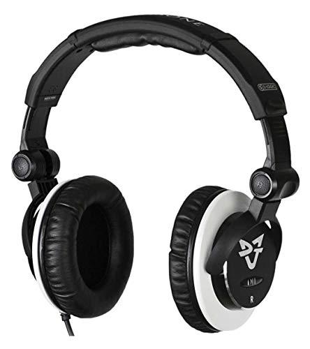 Ultrasone DJ1DJ 1s-logic Plus Surround Sound Professional geschlossene, DJ-Kopfhörer mit Tasche