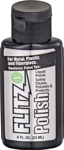 Rohl FLITZPOLISH Flitz Metal Polish for Cleaning Polished Chrome Polished Nickel and Satin Nickel Finishes