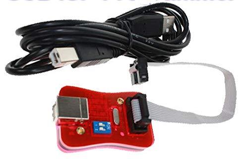 Tremex USB ISP-Programmer für ATMEL AVR, STK500, ATmega, ATtiny, AT90