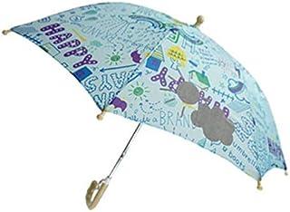 らくがき柄 傘 アンブレラ キッズ 子供用 子供 カサ かさ L162018 50cm M