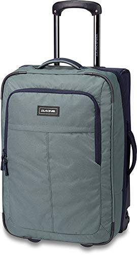 Dakine Carry On Roller Bolsa de viaje trolley para portátil, Unisex adulto, Dark Slate, 42 L