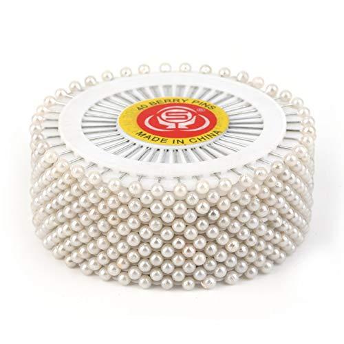 Heaviesk 480 Stücke Multi Runde Perle Kopf Schneiderei Pins Hochzeiten Corsage Floristen Nähen Werkzeuge Frauen Mini Ball Handmade Crafts Zubehör