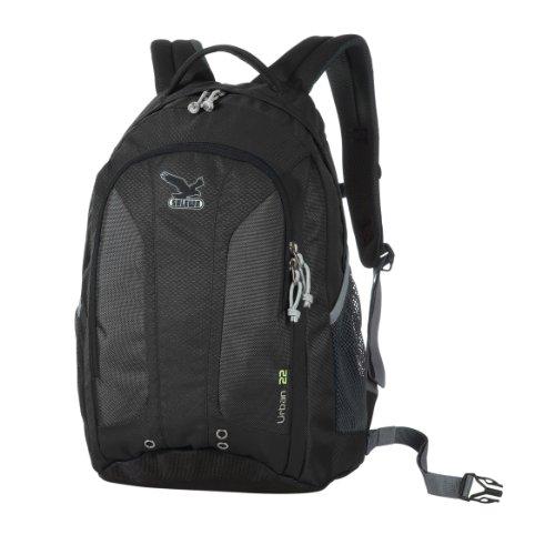Salewa Unisex-Erwachsene Wanderrucksack Urban 22 Daypack, Schwarz, one Size