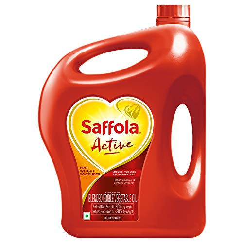 Saffola Active, Pro Weight Watchers Edible Oil,...