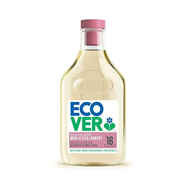 Ecover Delicate Laundry Liquid 16 Washes , 750ml, Packaging May Vary 1
