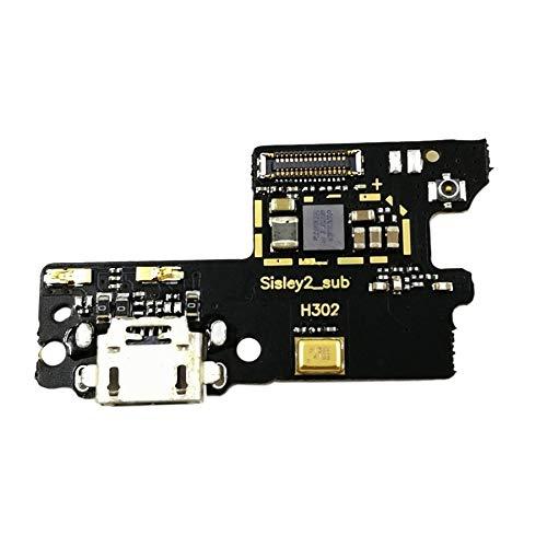Liluyao Partes móviles Tarjeta de Puerto de Carga Lenovo Vibe S1 S1c50 S1a40