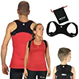 gr8ful® Posture Corrector | Physio Spinal Brace, Men, Women & Kids. Back, Shoulder