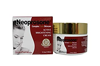 Neoprosone Active Cream Jar 3.4 Fl oz / 100 ml