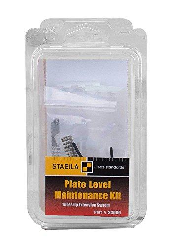 Stabila 33000 Plate Level Maintenance Kit