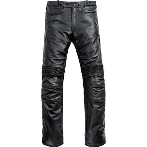 Mohawk Motorradhose Touren Lederhose 1.0 schwarz 52, Herren, Tourer, Ganzjährig