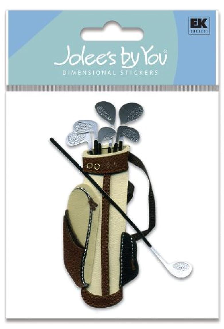 Jolee's Boutique Golf Sticker